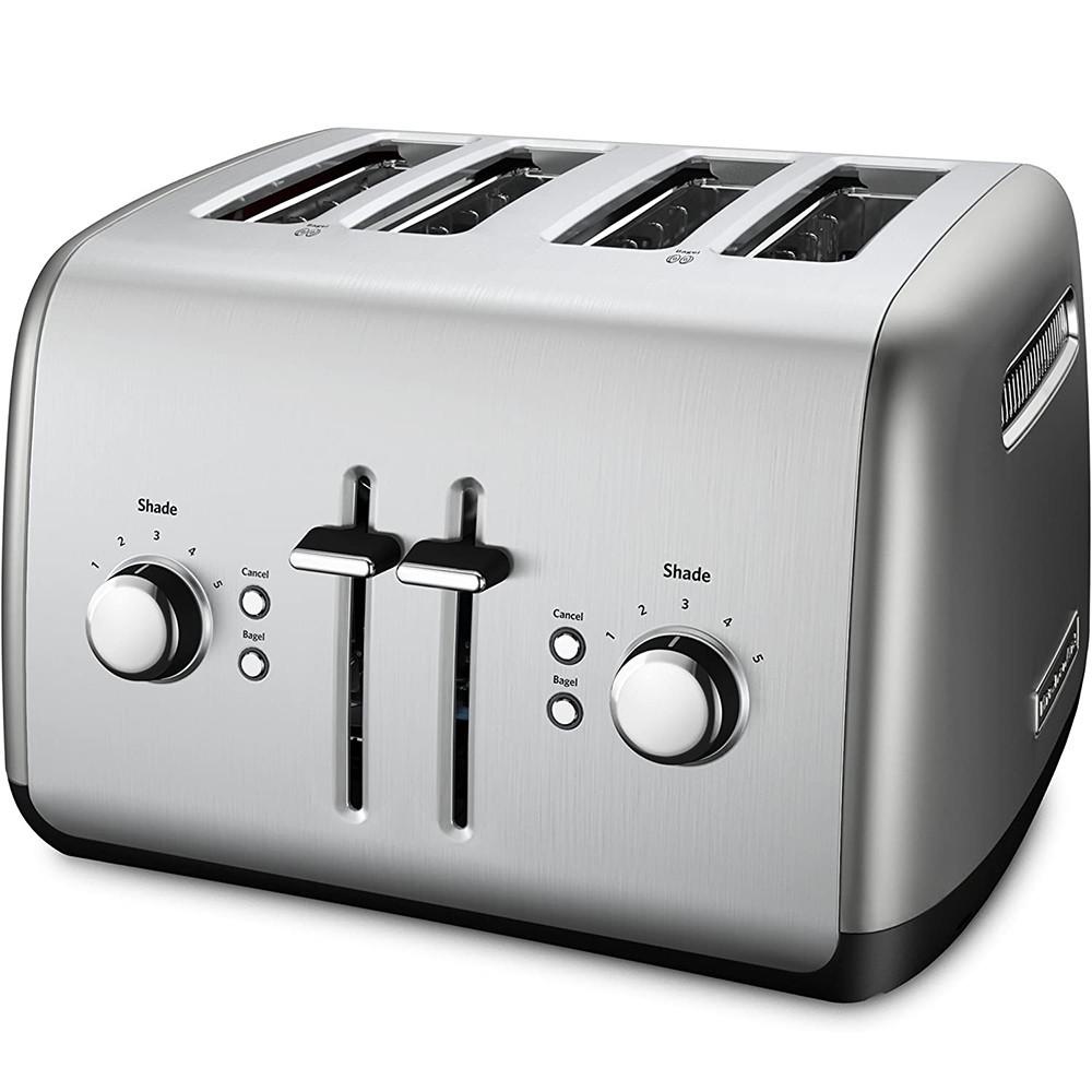Tostadora Eléctrica KitchenAid KMT4115CU 4 Slice Toaster - 1