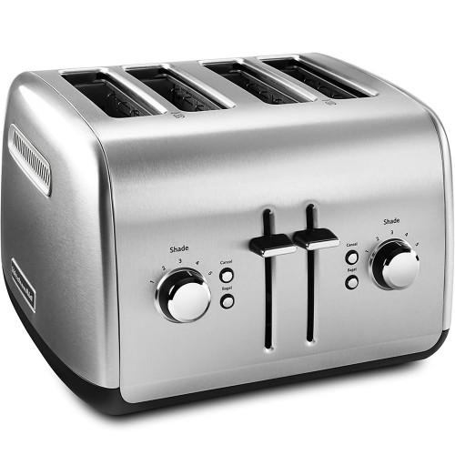 Tostadora Eléctrica KitchenAid KMT4115CU 4 Slice Toaster - 2