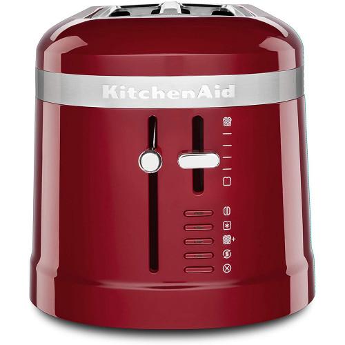 Tostadora Eléctrica KitchenAid KMT5115ER 4 Slice Long Slot Toaster - 1