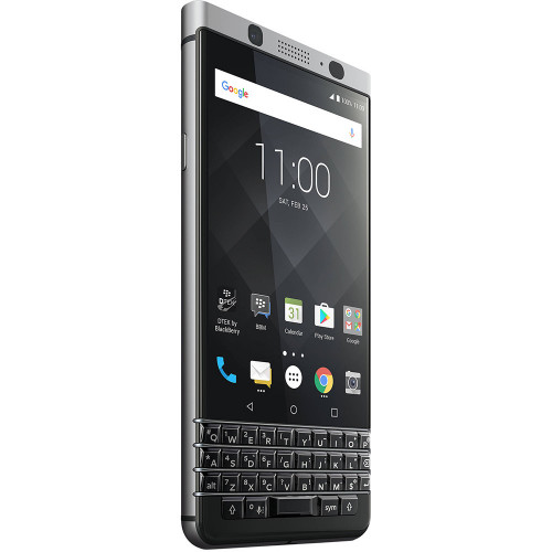 Smartphone Blackberry Keyone BBB100-1 4G CAT6 Silver - 2
