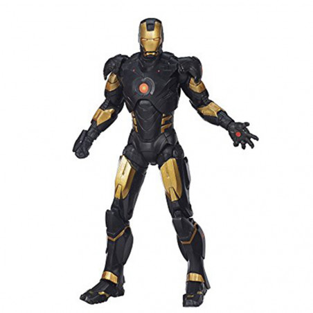 Muñeco Hasbro Marvel A6830 Iron Man - 3