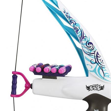 Lança Dardos Hasbro Nerf Rebelle A6130 Heartbreaker Bow - 3