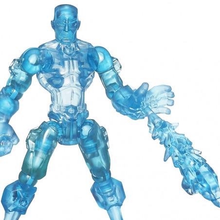 Muñeco Hasbro Marvel A8900 Iceman - 3
