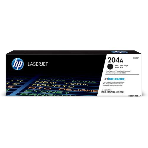 TONER HP CF510A (204A) BLACK - CF510A - 1