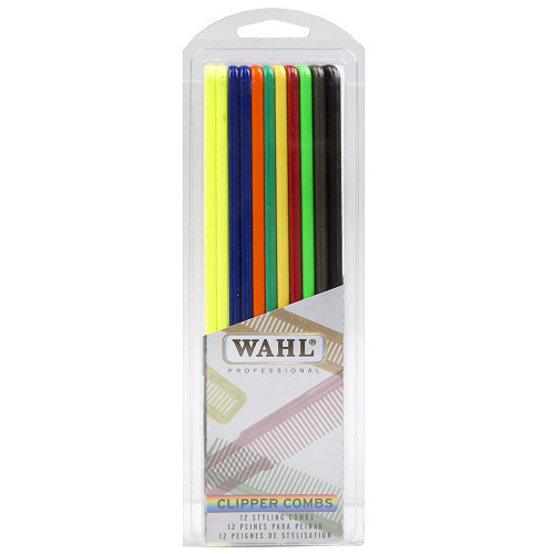 WAHL 3206-200 COLORED COMBS...