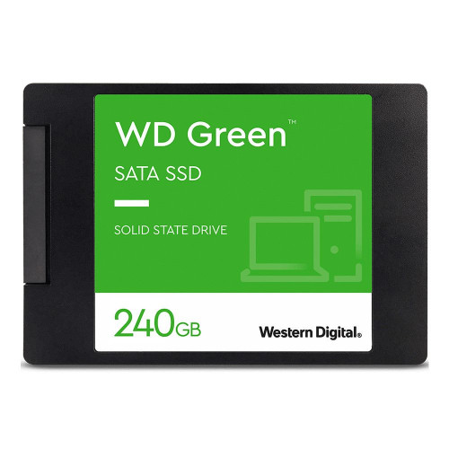 HD SSD  240 GB WD GREEN...