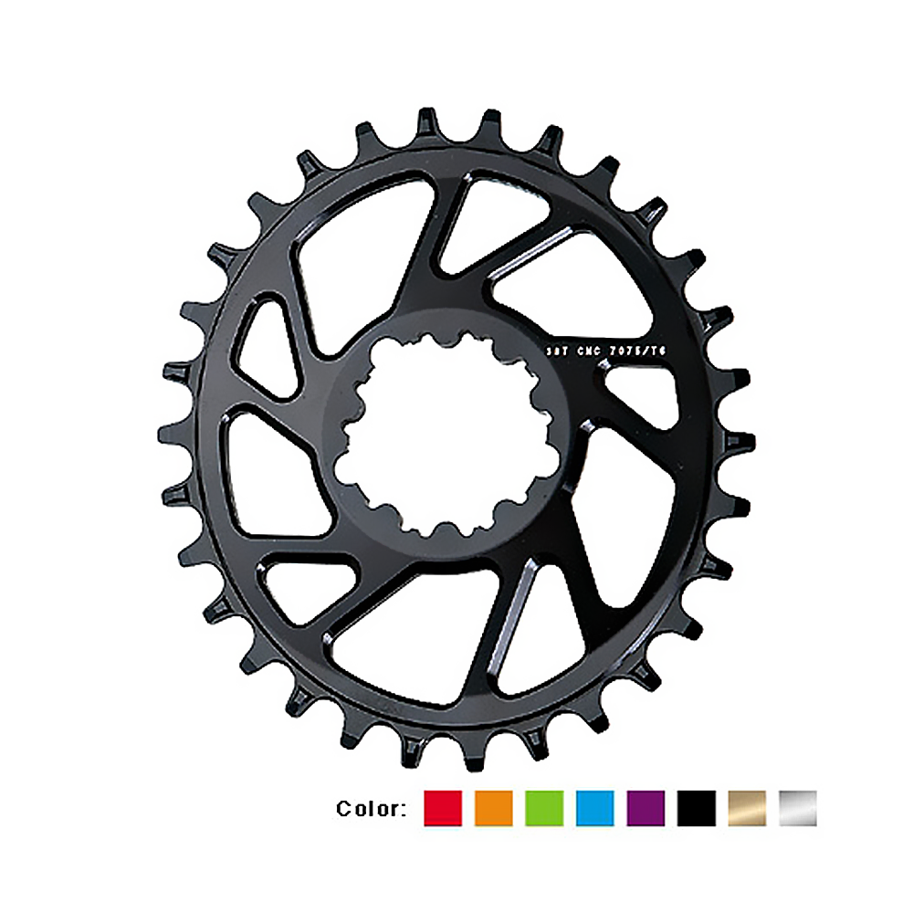 BIKE COROA SHUN SRAM 6MM 34T MTB-05 - bike - 1