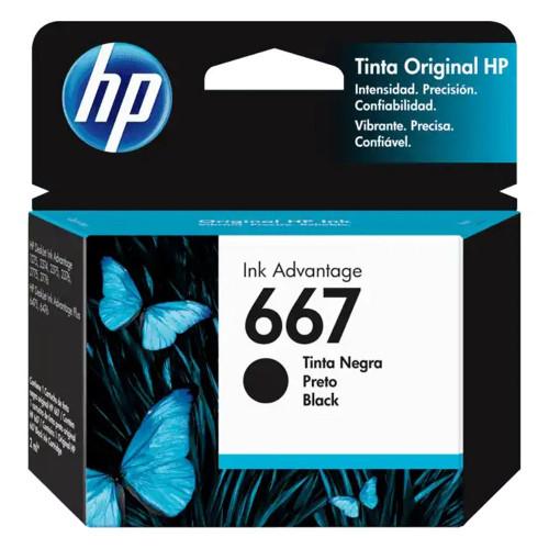 CART HP 3YM79AL (667) BLACK...