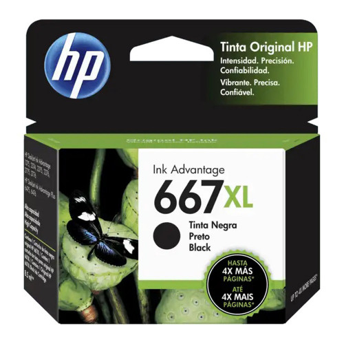 CART HP 3YM81AL (667XL)...
