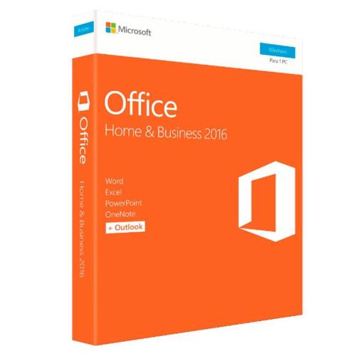 Microsoft Office Home & Business 2016 - Versão Perpétua - 1