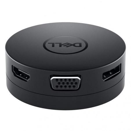 DELL HUB TYPE-C HDMI 4K  6IN1 DA300 - DA300 - 2