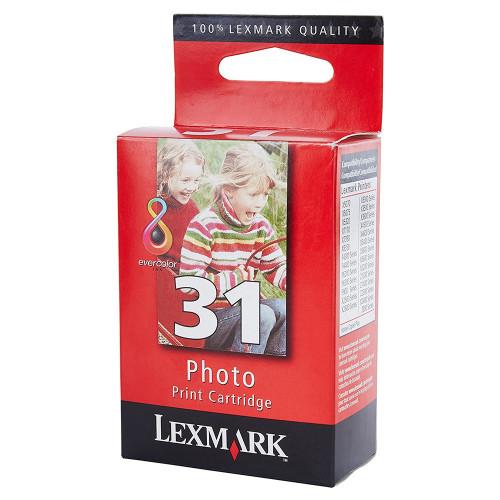 CART LEXMARK 18C0031 (31) COLOR - 18C0031 - 1