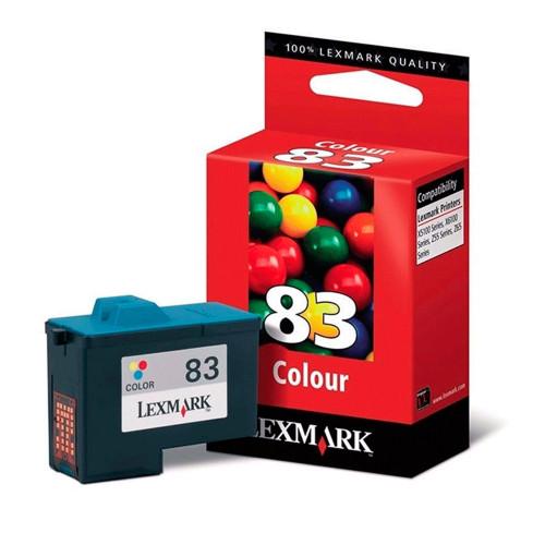 CART LEXMARK 18L0042 (83) COLOR - 18L0042 - 1