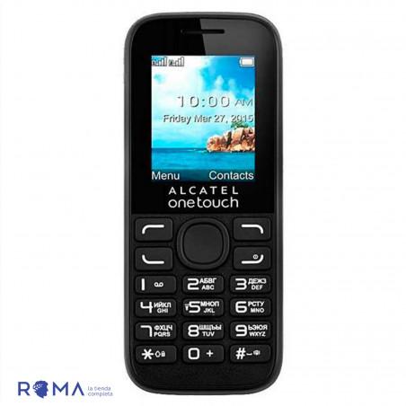 Celular Alcatel 1052D Duos Negro 1052D-3AOFUS1 - 2