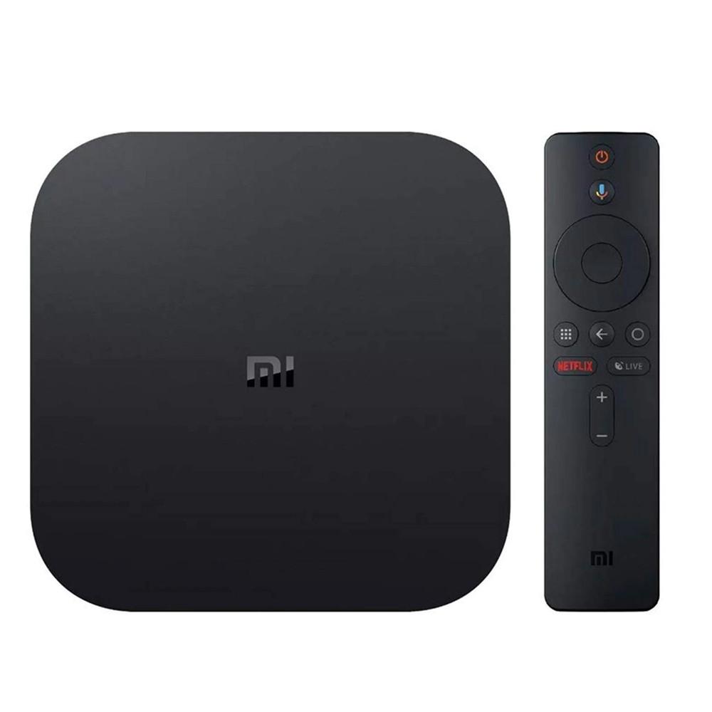 XIAOMI MI BOX S 4K ANDROID TV GOOGLE - MDZ-22-AB MI BOX S - 1