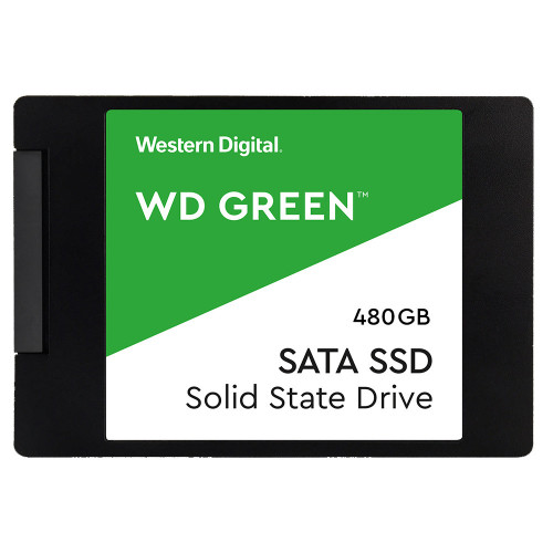 HD SSD  480 GB WESTERN DIGITAL GREEN WDS480G2G0A - WDS480G2G0A - 2