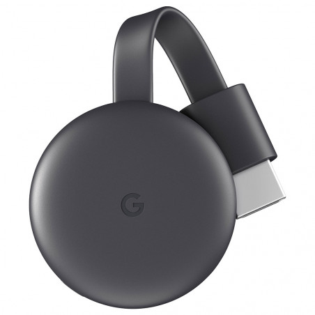 GOOGLE CHROMECAST 3  HDMI - GA00439-US - 1