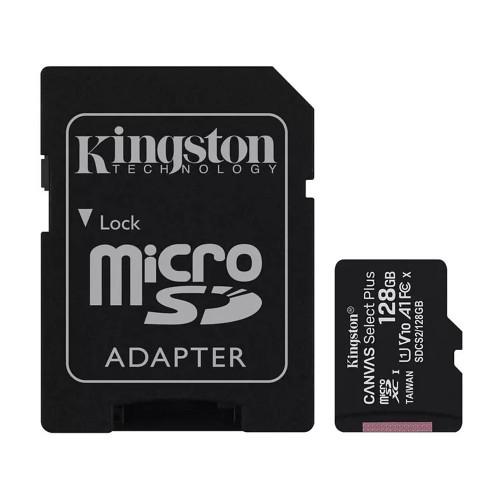 MEMORY MICRO SDXC 128 GB...