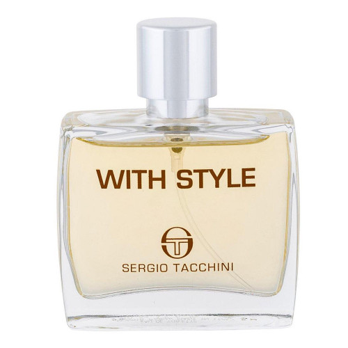 PERF.SERGIO TACCHINI WITH STYLE EDT 50ML - 8002135119345 - 2
