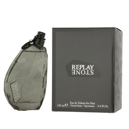 PERF.REPLAY STONE FOR HIM EDT 100ML - 679602951012 - 1