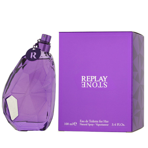 PERF.REPLAY STONE FOR HER EDT 100ML - 679602961011 - 2