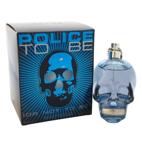 PERF.POLICE TO BE EDT 125ML - 679602601122 - 1