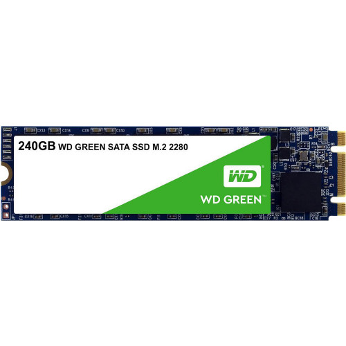 HD SSD M.2  240 GB WD GREEN...