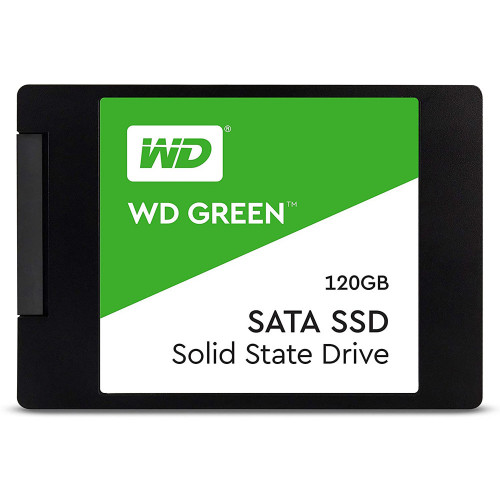 HD SSD  120 GB WD GREEN...