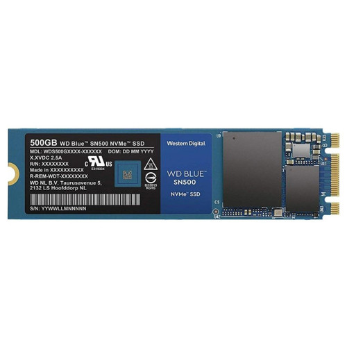 HD SSD M.2  500 GB WD BLUE...