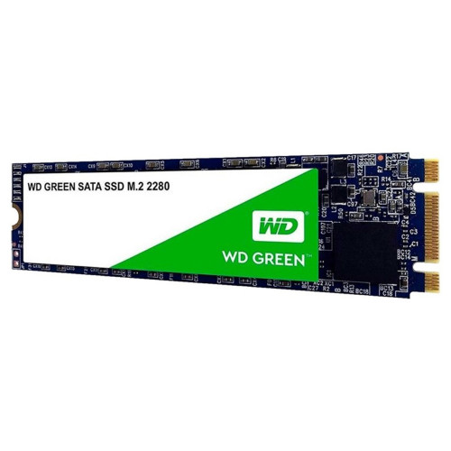 HD SSD M.2  480 GB WD GREEN...