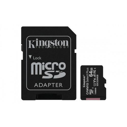 MEMORY MICRO SDXC  64 GB...