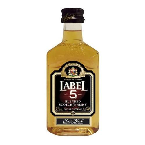 BEB.WHISKY SCOTCH LABEL 5...