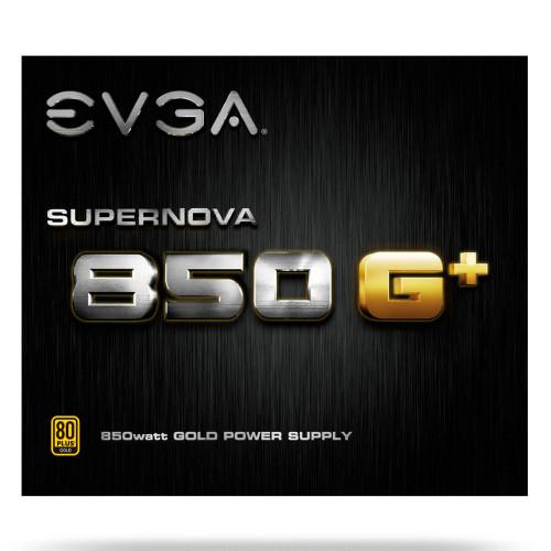 FONTE EVGA 850 G+ 80 Plus...