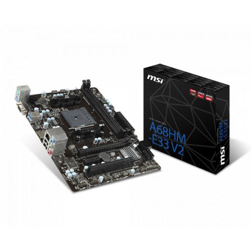 MB FM2+ MSI A68HM-E33 V2...