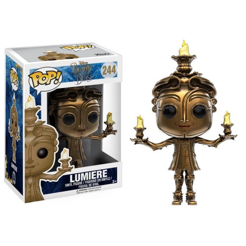 FUNKO 244 BEAUTY AND THE...