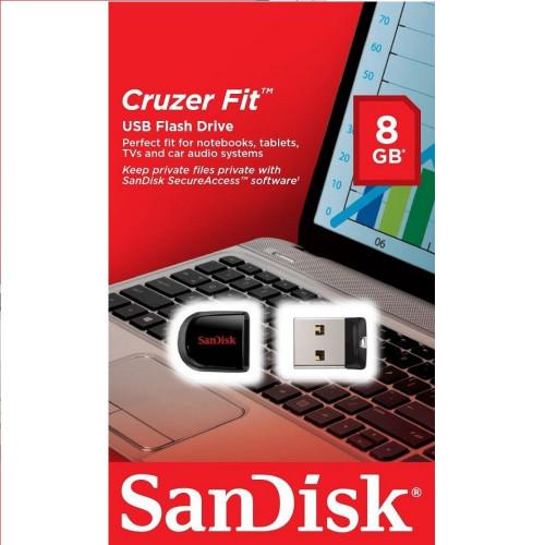 PENDRIVE SANDISK Z33  8 GB...