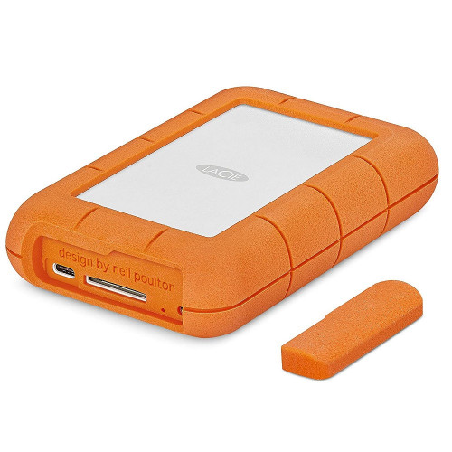 HD E.USB 4 TB LACIE RUGED...