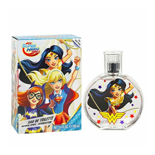 PERF.SUPER HERO GIRLS 100ML...
