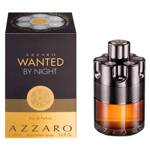 PERF.AZZARO WANTED BY NIGHT...
