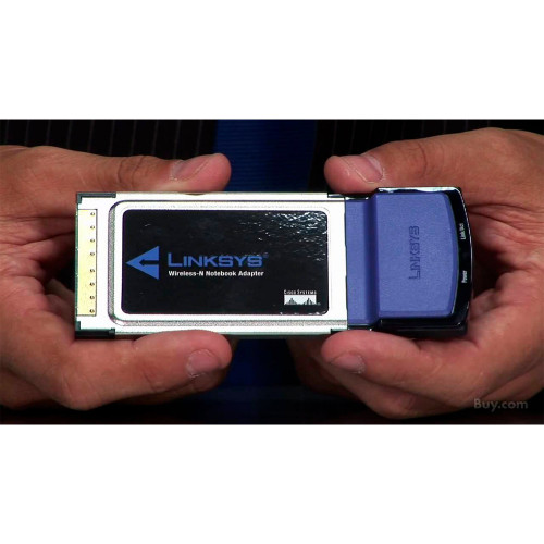 W.PCMCIA LINKSYS WPC300N...