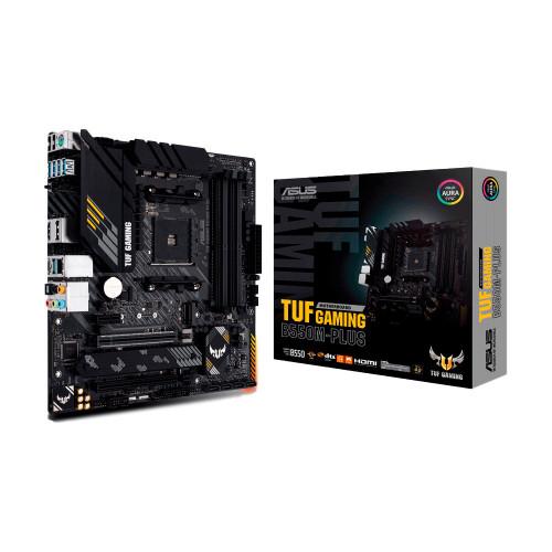 MB AM4 AMD B550M-PLUS TUF...