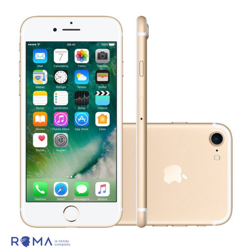 Apple iPhone 7 128GB Dorado...
