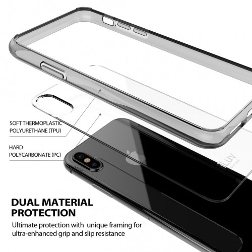 Capa iLuv iPhone XS-Max...