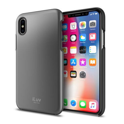 Capa iLuv iPhone X/XS Metal...