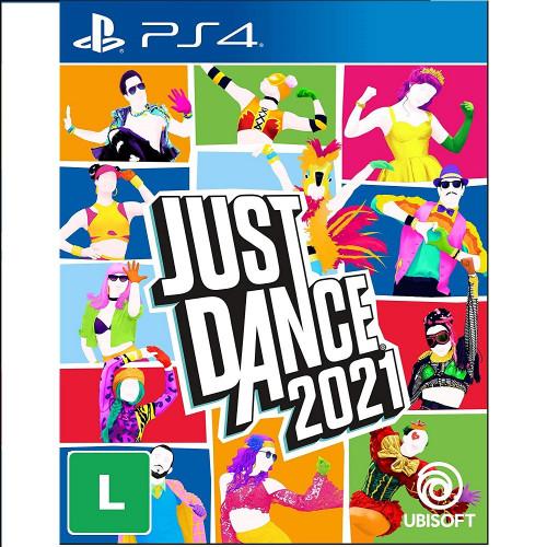 PS4 JOGO JUST DANCE 2021 -...