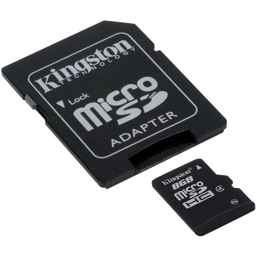 MEMORY MICRO SDC4    8 GB...