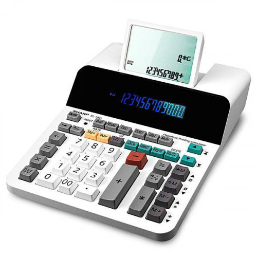 Calculadora Sharp EL-1901 110V