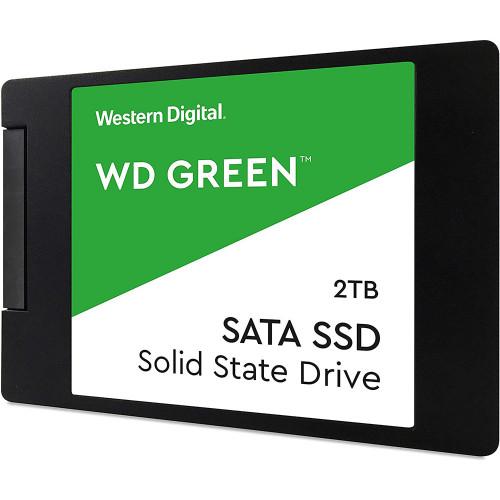 HD SSD 2 TB WD GREEN...