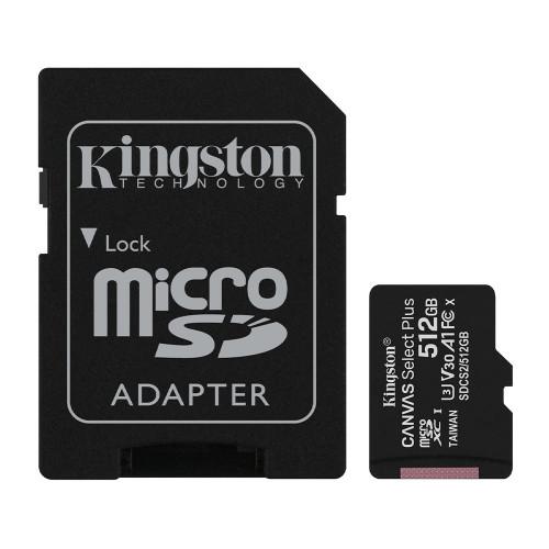 MEMORY MICRO SDXC/SDCS2 512...