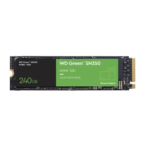 HD SSD M.2 NVME  240 GB WD...